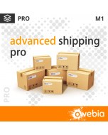 Advanced Shipping Pro pour Magento 1