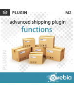 Plugin Functions pour Advanced Shipping pour Magento 2
