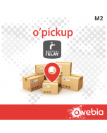O'Pickup | Mondial Relay for Magento 2