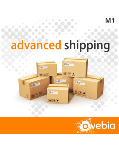 Advanced Shipping for Magento 1