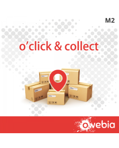 O'Click & Collect for Magento 2