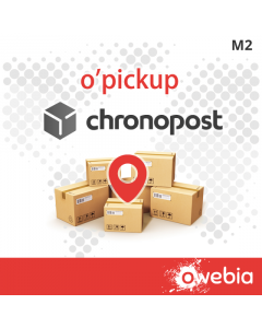 O'Pickup | Chronopost for Magento 2