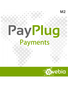 PayPlug Payments for Magento 2.x